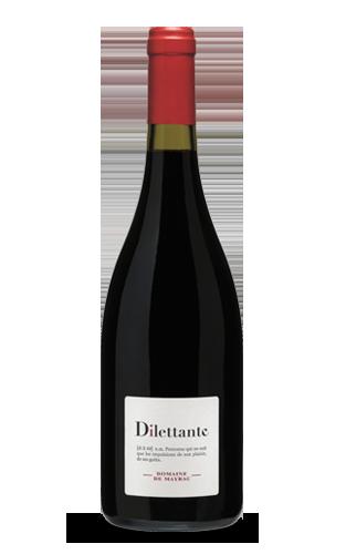 Dilettante rouge 2015 : <span> Cépages : Syrah, Grenache</span>