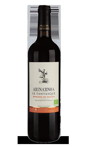 Arinarnoa Le Fantasque 2019 : <span>Cépage : Arinarnoa</span>